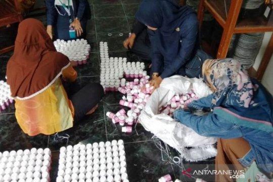 Herbal pelangsing diduga ilegal di Aceh beromset Rp50 juta/minggu