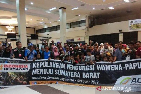 ACT fasilitasi pemulangan warga Sumatera Barat dari Wamena