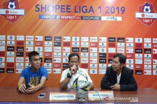 Tiga pemain Barito Putera absen saat hadapi Kalteng Putra