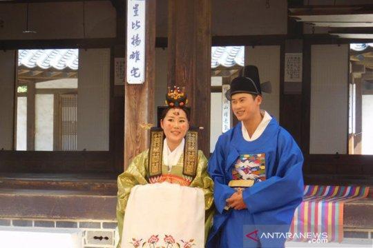 Mengenal pernikahan tradisional Korea Selatan