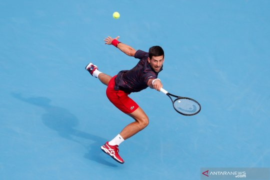 Tenis Japan Open: Djokovic melaju ke semi final