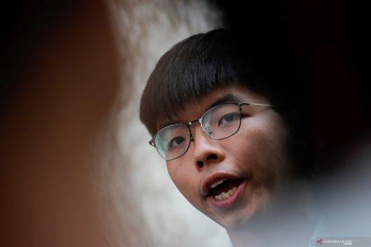 Joshua Wong daftarkan diri sebagai calon anggota legislatif Hong Kong