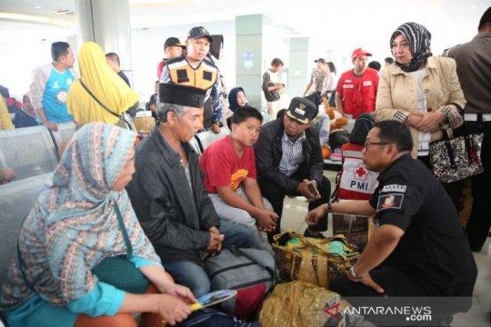 Penjabat Wali Kota Makassar sambut 55 pengungsi dari Wamena