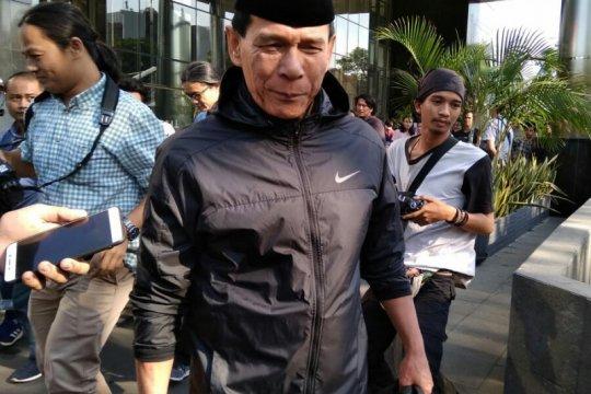 Rizal Djalil sebut serahkan banyak dokumen dalam pemeriksaannya