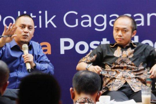Willy tegaskan politik gagasan NasDem bukan hanya gimik