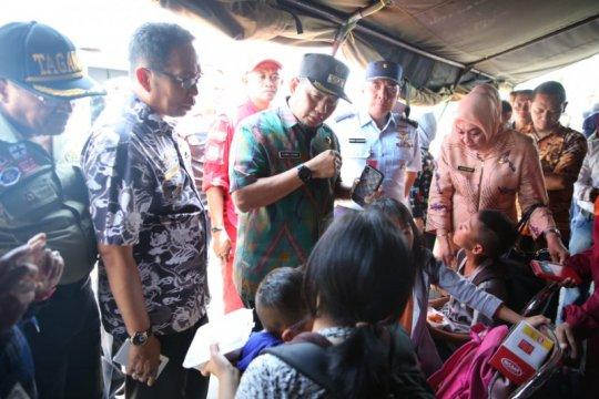 Pemkot Makassar serius tangani pengungsi dari Wamena