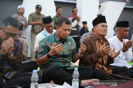 Doa bersama digelar untuk korban kerusuhan Wamena di Makassar