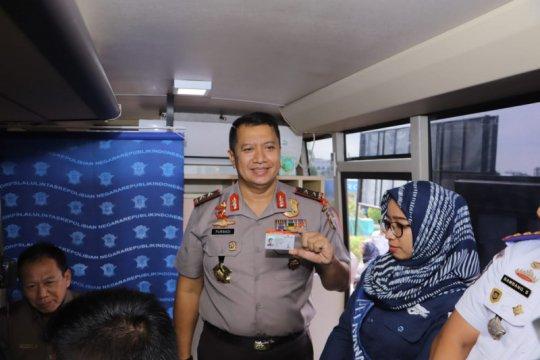 Polda Lampung luncurkan Smart SIM guna layani masyarakat
