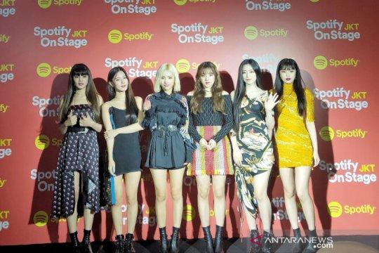 (G)I-DLE akan bawakan 6 lagu di Spotify OnStage JKT