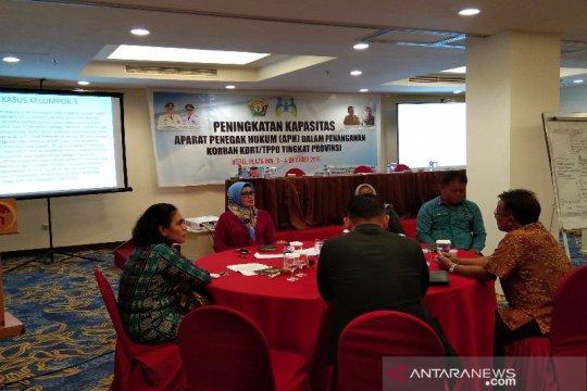 Dinas Pemberdayaan Perempuan gandeng aparat dalam penanganan KDRT/TPPO