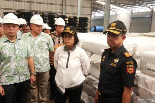 Menkeu pastikan impor tekstil ilegal tidak melalui PLB