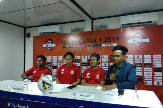 Bhayangkara akui dua gol PSS lantaran blunder pemainnya