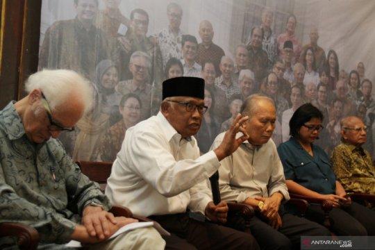 Taufiqurrahman Ruki: Penerbitan Perppu KPK konstitusional
