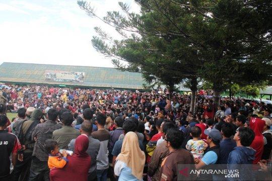 Ribuan pengungsi Jayawijaya kembali ke rumah