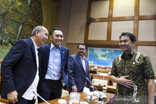 Fraksi NasDem optimistis peroleh kursi pimpinan komisi DPR