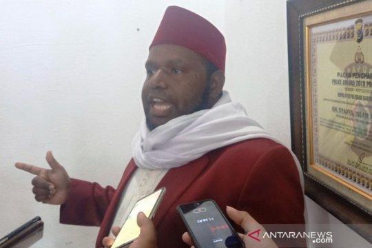 MUI Papua mendukung penegakan hukum kasus Wamena