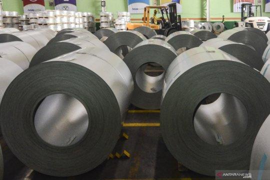 Hipmi harapkan pemerintah dan swasta majukan industri baja nasional