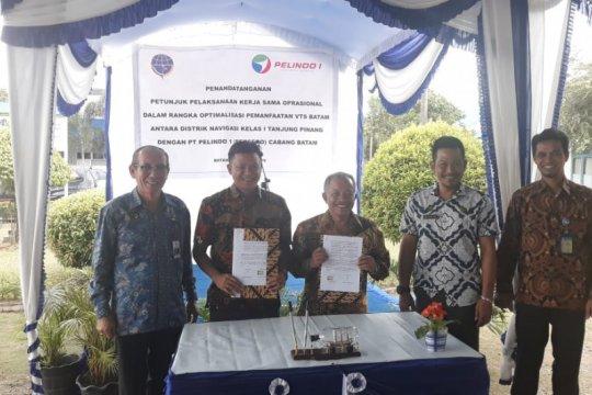 Kemenhub-Pelindo I sepakati kerja sama pemanfaatan stasiun VTS Batam