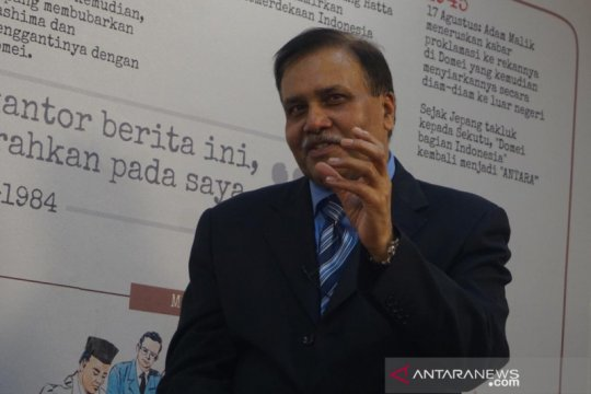Dubes Pakistan ingin perkuat kerja sama SDM dengan Indonesia