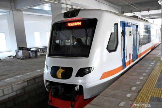 Kereta Bandara Soetta melayani hingga Stasiun Manggarai