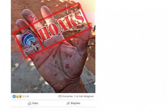 Hoaks, bukan sekedar kabar bohong