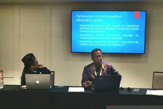 Di AICIS 2019 langkah deradikalisasi ditawarkan akademisi IAIN Palu