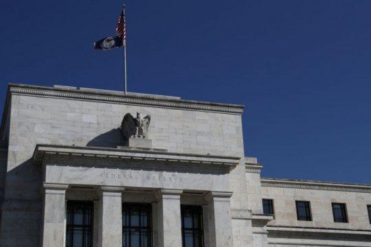 Risiko meningkat, Fed buka peluang penurunan suku bunga