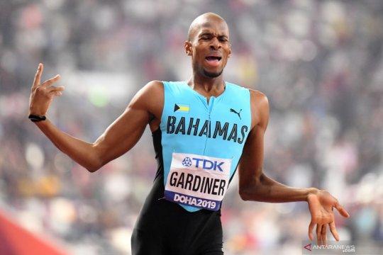 Steven Gardiner persembahkan emas untuk Bahama yang dilanda bencana