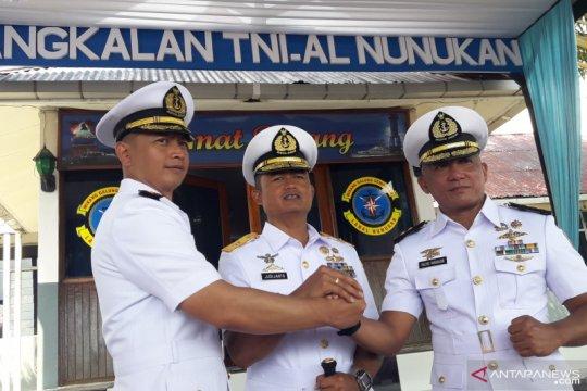 Lima KRI beroperasi di perbatasan RI-Malaysia di Nunukan