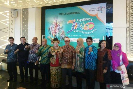 Kemenpar buka Borneo Extravaganza 2019 promosikan wisata Indonesia