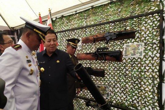 HUT Ke-74 TNI momentum memperkokoh nasionalisme
