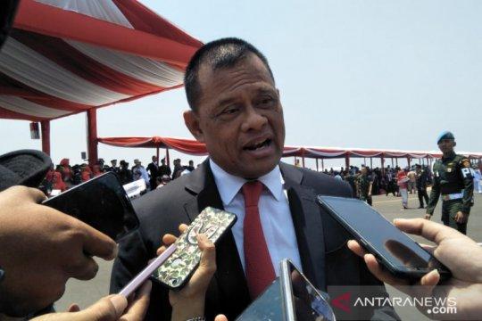 Gatot: TNI-Polri jangan mau dibenturkan