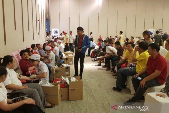 KJRI Ho Chi Minh City galang aksi donor darah Komunitas ASEAN