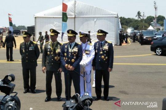 Senin, Panglima TNI bertolak ke Wamena