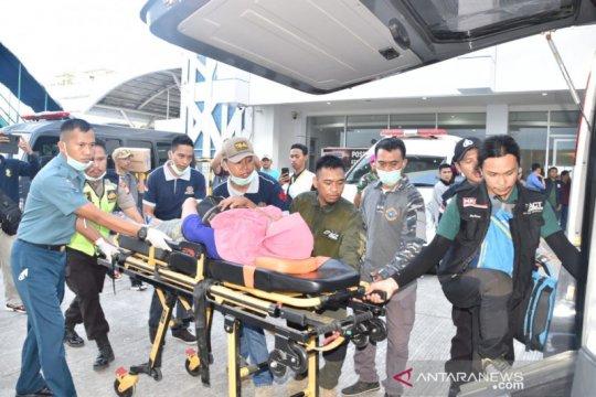 MQR Team Lantamal VI tangani pengungsi wamena