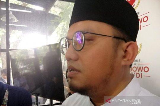 Gerindra bantah Prabowo minta jatah tiga menteri di kabinet