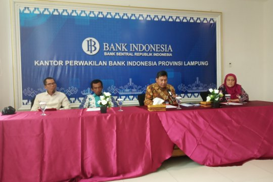 BI: Ekonomi Lampung masih tumbuh tinggi pada 2019, ini pendorongnya