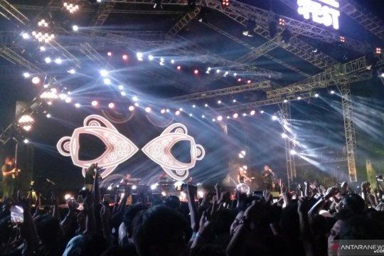 Didi Kempot gaungkan campursari di Synchronize Festival