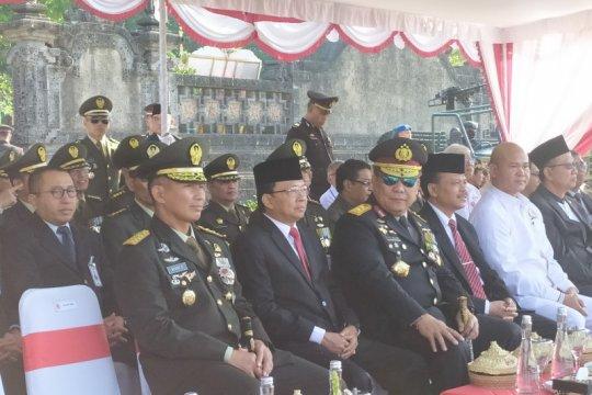 Kapolda Bali: TNI dan Polri adalah tulang punggung keamanan