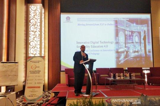 Rektor: Dengan teknologi hadirkan pendidikan yang terjangkau
