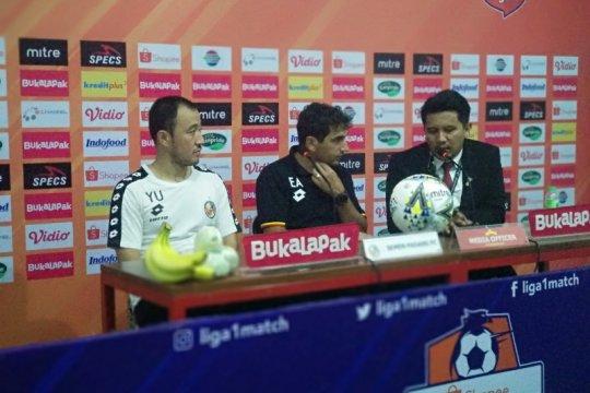 Semen Padang tumbangkan tuan rumah Perseru Badak Lampung 1-0