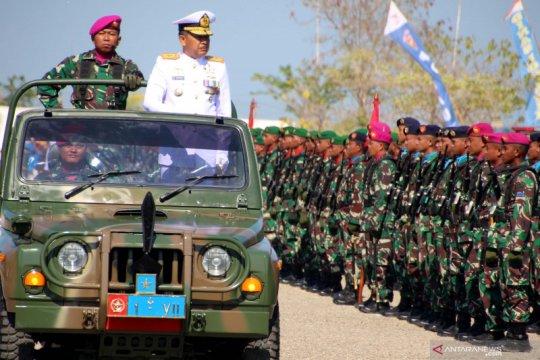 TNI wilayah NTT berkomitmen bantu Pemda sejahterahkan masyarakat