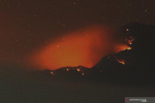 Kebakaran Gunung Raung