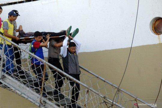 Pengungsi korban kerusuhan Wamena tiba di Makassar