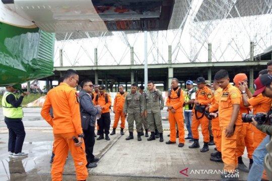 SAR Timika tunggu Tim DVI identifikasi korban kecelakaan pesawat