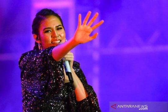 "Raisa siap gelorakan peringatan HUT RI dengan ""Indonesia Pusaka"""