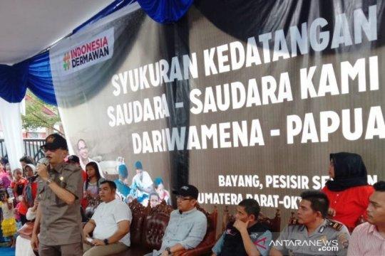 Pesisir Selatan permudah pelayanan dokumen kependudukan korban Wamena