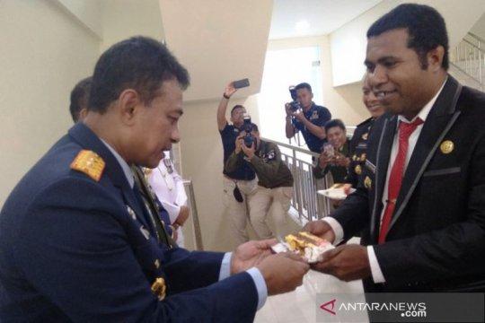 Panglima TNI: Prajurit waspadai ancaman siber dari kemajuan teknologi