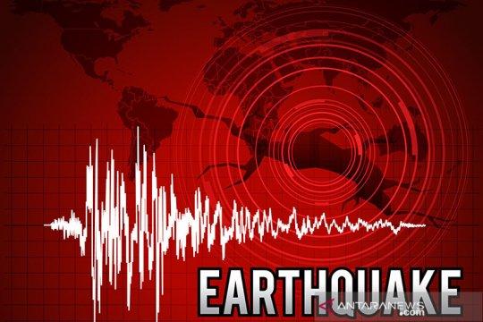 Setelah Halmahera Barat, kini gempa guncang Bitung