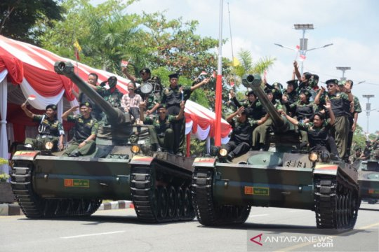 Dave Laksono yakin TNI solid tangkal radikalisme